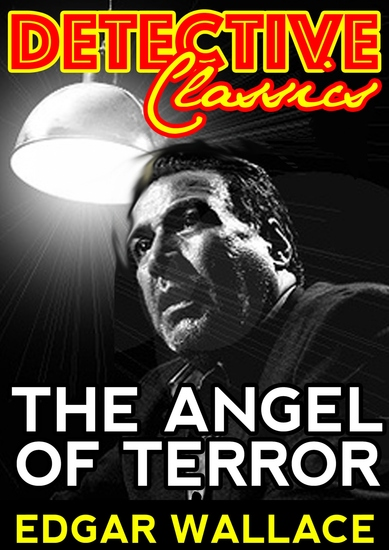 The Angel of Terror - cover