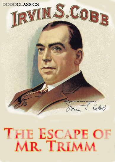 The Escape of Mr Trimm - cover