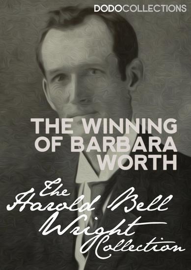 The Winning of Barbara Worth - cover