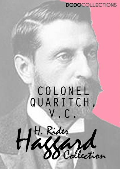 Colonel Quaritch VC - cover