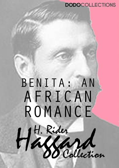 Benita: an African Romance - cover