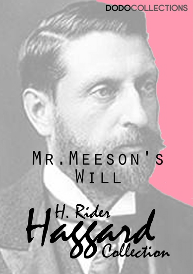 Mr Meeson's Will - cover