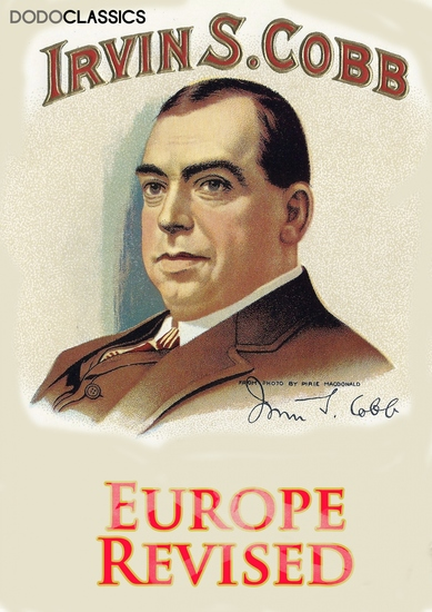 Europe Revised - cover