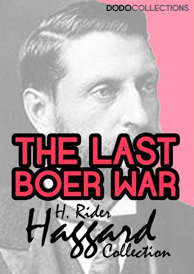 The Last Boer War - cover
