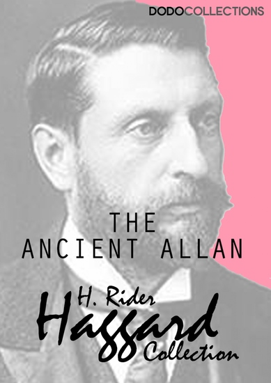 The Ancient Allan - cover