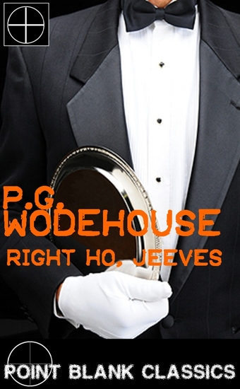 Right Ho Jeeves - cover
