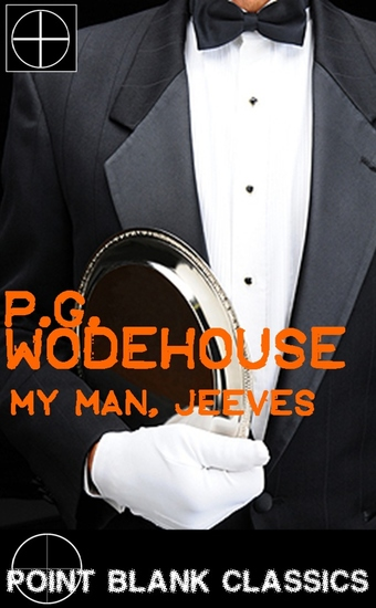 My Man Jeeves - cover