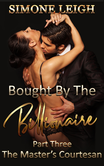 The Master's Courtesan - Bought by the Billionaire - cover