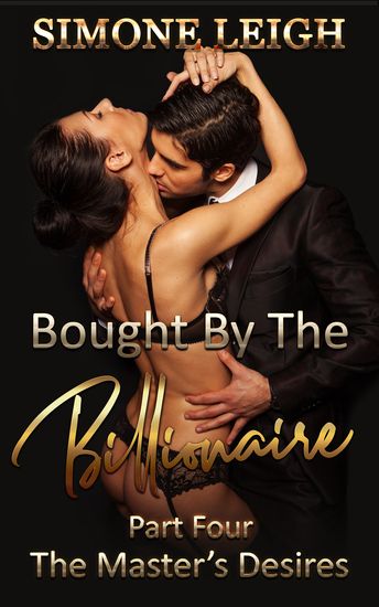 The Master's Desires - Bought by The Billionaire - cover