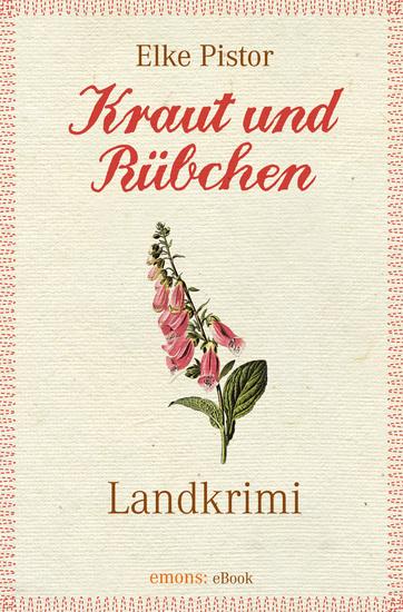 Kraut und Rübchen - Kriminalroman - cover