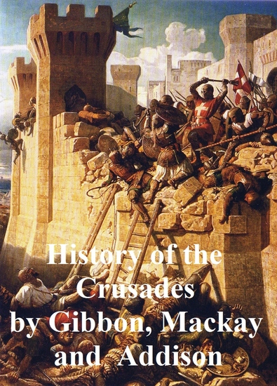 The History of the Crusades - cover