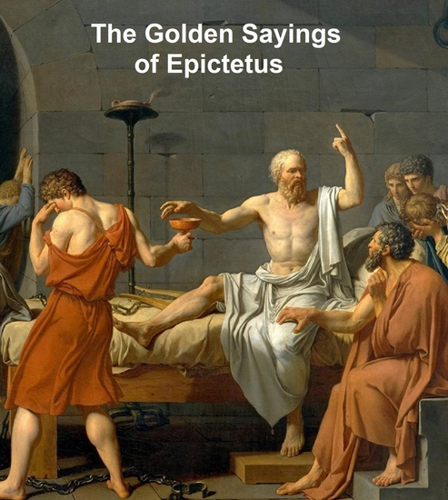 The Golden Sayings of Epictetus - cover