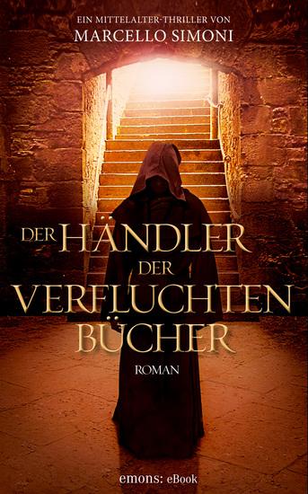 Der Händler der verfluchten Bücher - cover