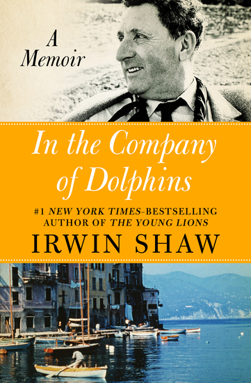 In the Company of Dolphins - A Memoir - cover