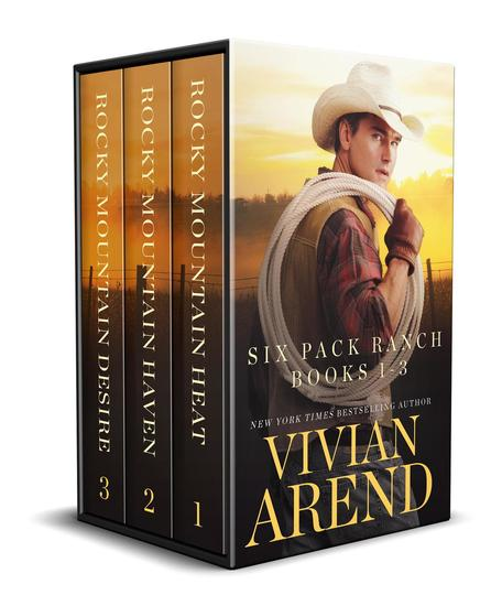 Six Pack Ranch: Books 1-3 - Six Pack Ranch - cover