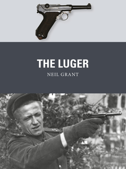 The Luger - cover