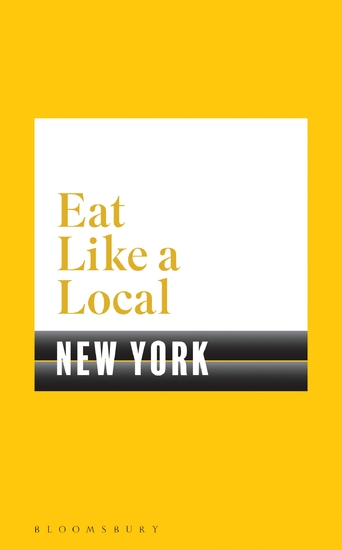 Eat Like a Local NEW YORK - cover