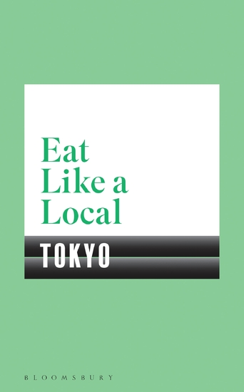 Eat Like a Local TOKYO - cover