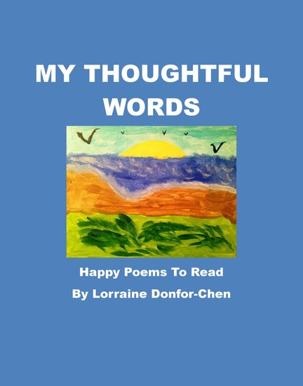 My Thoughtful Words - cover