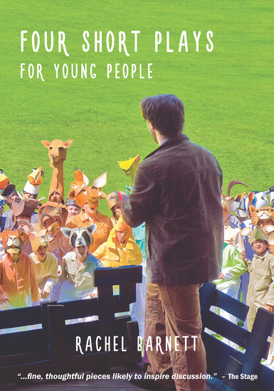 Four Short Plays for Young People - cover