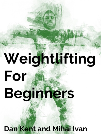 Weightlifting For Beginners - cover