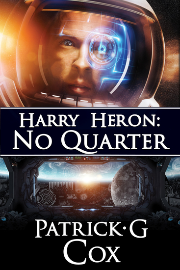Harry Heron: No Quarter - cover