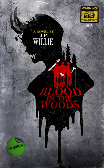Blood in the Woods - cover