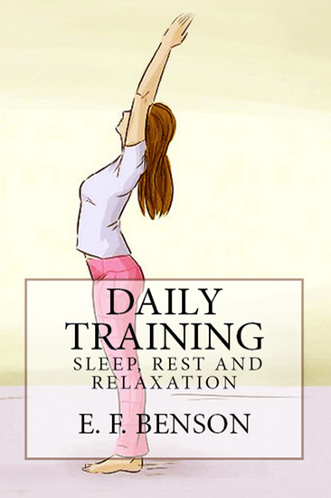 "Daily Training - ""Sleep Rest and Relaxation"" - cover"