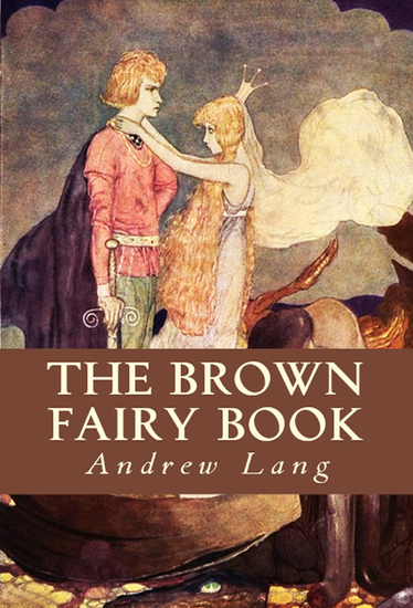 The Brown Fairy Book - cover
