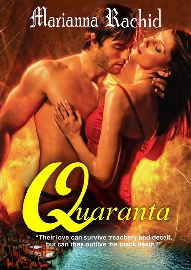 Quaranta - Love and Passion triumphs over Death - cover