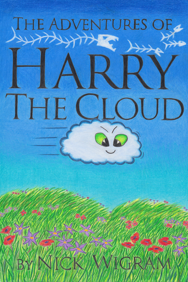 Harry the Cloud - cover