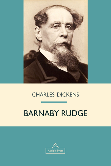 Barnaby Rudge - cover
