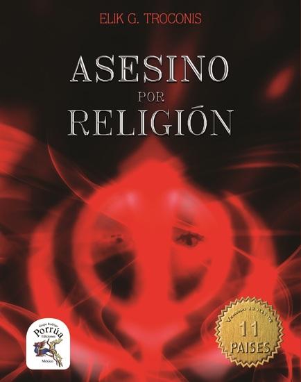 Asesino por Religion - cover