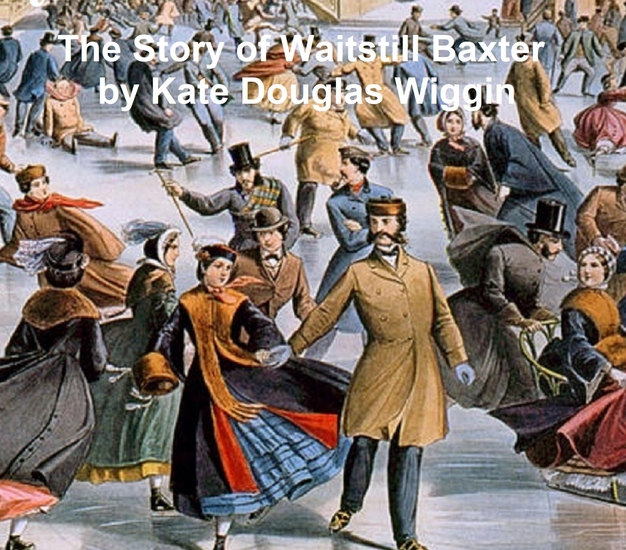 The Story of Waitstill Baxter - cover