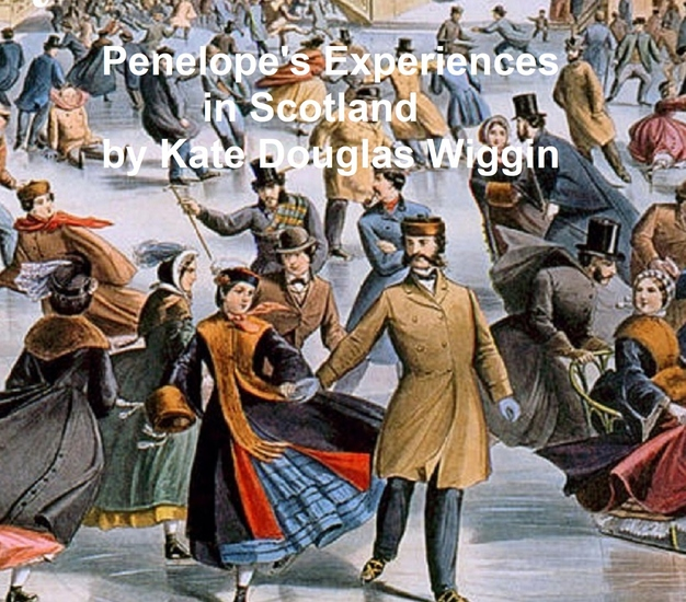 Penelope's Experiences in Scotland - cover
