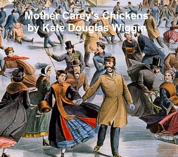 Mother Carey's Chickens - cover