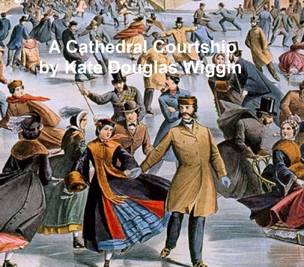 A Cathedral Courtship - cover