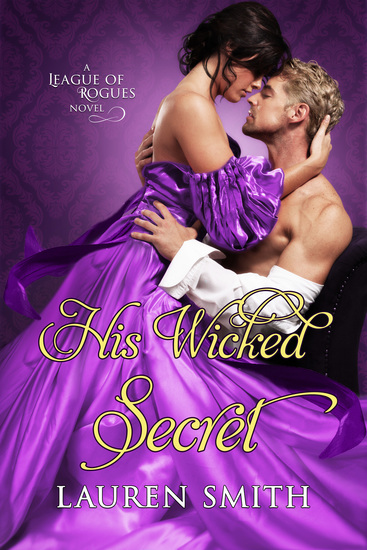 His Wicked Secret - cover