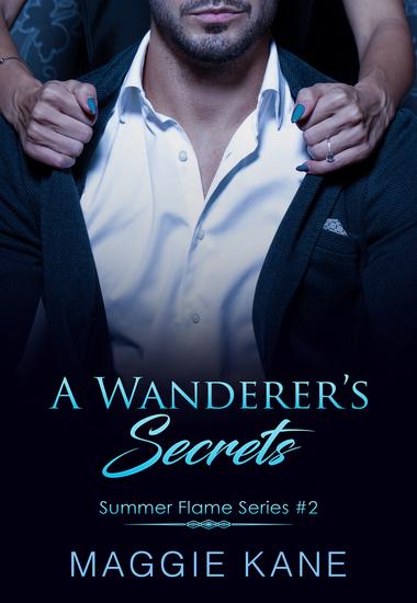 A Wanderer's Secrets - A Billionaire Romance - cover