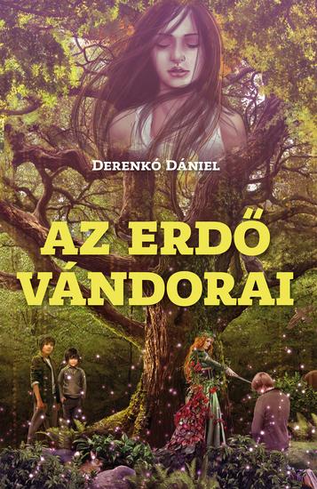 Az erdő vándorai - cover