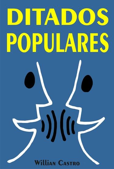 Ditados populares - cover