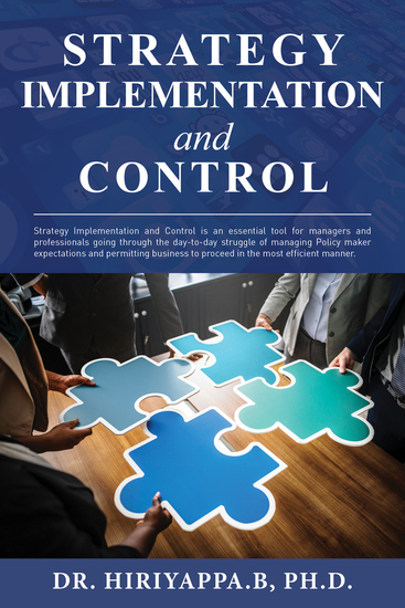 Strategy Implementation and Control - cover
