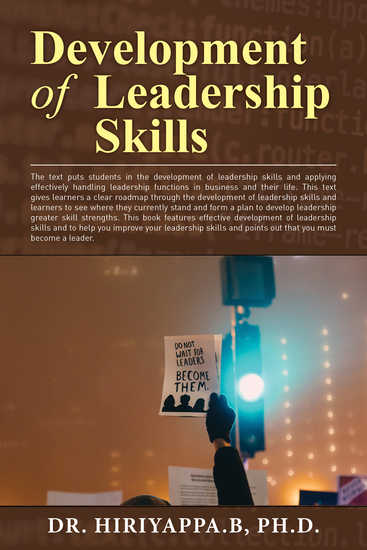 Development of Leadership Skills - cover
