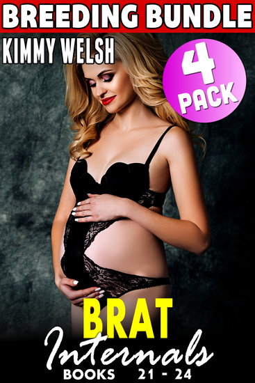 Brat Internals Breeding Bundle : Books 21 - 24 - cover