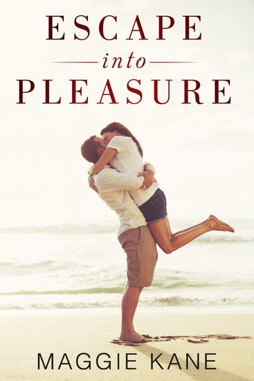 Escape into Pleasure - A Vacation Contemporary Romance Story - cover