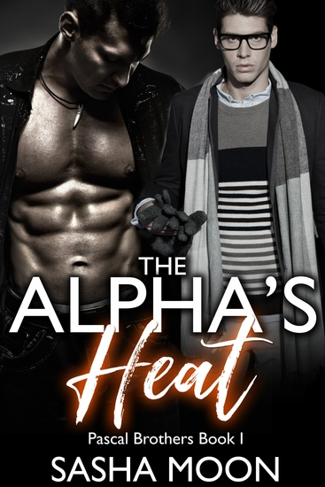 The Alpha's Heat - MM Alpha Omega Fated Mates Mpreg Shifter - cover