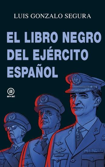 El libro negro del ejército español - cover