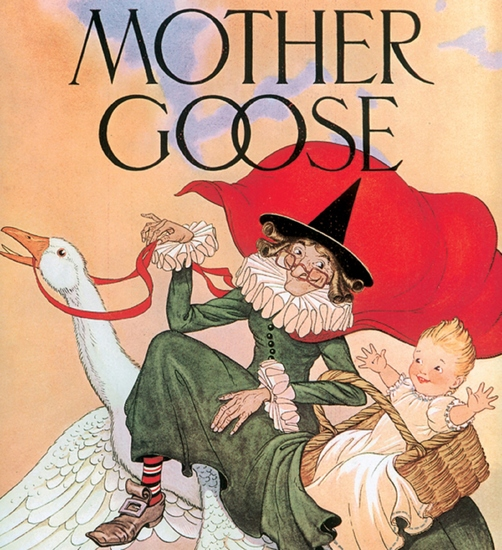 Mother Goose - cover