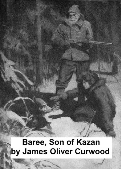 Baree Son of Kazan - cover