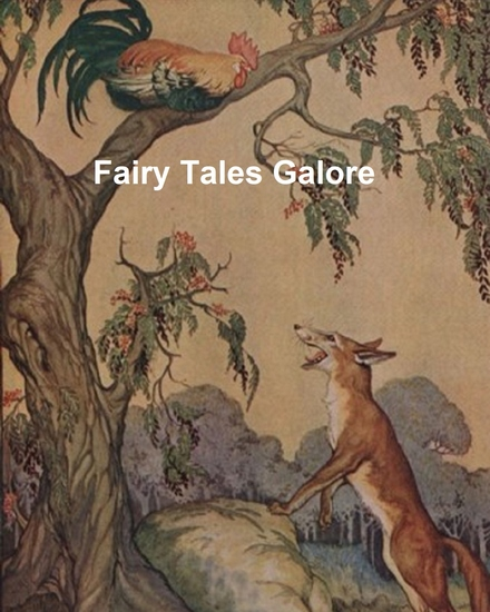 Fairy Tales Galore - cover